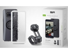 SP Connect™ Moto Bundle Samsung S8 Βάση-Θήκη