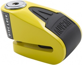 AUVRAY B-Lock 10 Alarm disc lock yellow