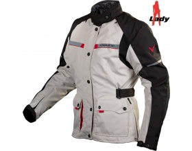 NORDCAP Lady Arcadia light grey/red