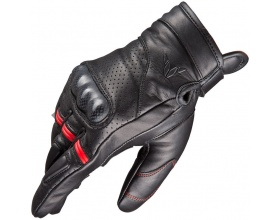 NORDCAP GT-Carbon black/red