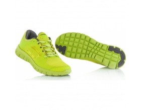 ACERBIS Corporate running shoes fluo yellow