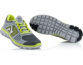 ACERBIS Corporate running shoes grey/yellow