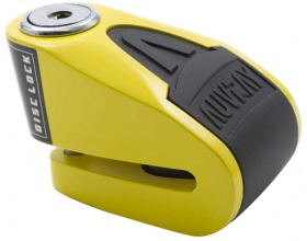AUVRAY B-Lock 06 Alarm disc lock yellow