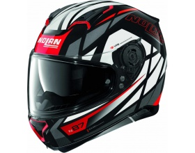 NOLAN N87 N-Com® Originality 65 glossy black/red