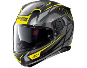 NOLAN N87 N-Com® Originality 70 flat black/yellow