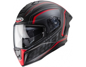 CABERG Drift Evo Integra black/anthracite/red mat