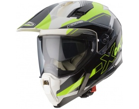 CABERG Xtrace Spark G7 white/anthracite/yellow fluo