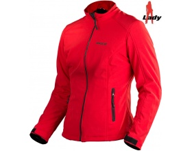 NORDCAP Αντιανεμικό Lady Softshell Jacket red