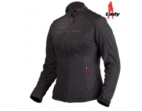 NORDCAP Αντιανεμικό Lady Softshell Jacket black