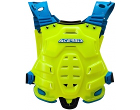 Acerbis θώρακας Profile 2.0 yellow/blue