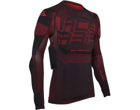 Acerbis body armour X-Fit Future black/red