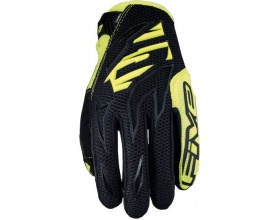 FIVE MXF3 black/fluo yellow