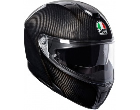 AGV Sportmodular Solid glossy Carbon