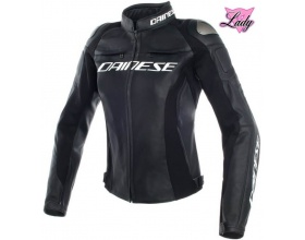 DAINESE Lady Racing 3 Leather black