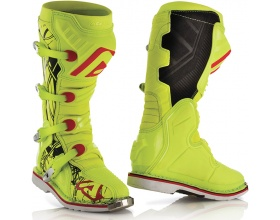 ACERBIS X-PRO V. Boots fluo yellow