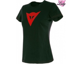 Dainese T-Shirt Speed Demon Lady black/red
