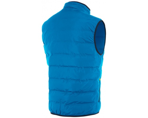 DAINESE Down-Vest Afteride performance blue