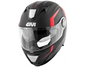 GIVI HX23 Sydney Viper mat black/orange