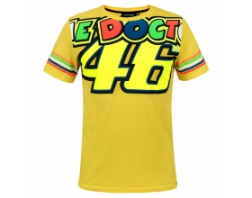 Dainese The Doctor 46 T-Shirt yellow