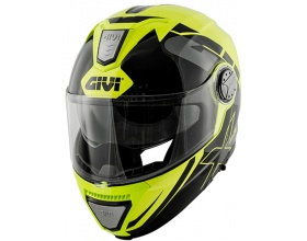 GIVI HX23 Sydney Eclipse black/yellow