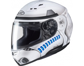 HJC CS-15 Storm Trooper Star Wars MC10SF