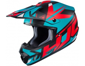 HJC CS-MX II Madax MC21SF