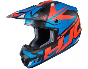 HJC CS-MX II Madax MC26SF