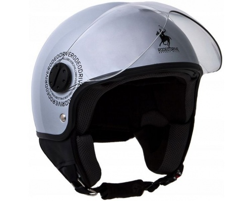 RODEO RD104 Flash Silver metal
