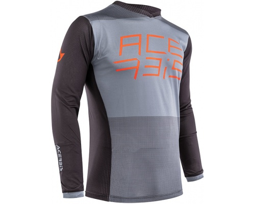 Acerbis MX Fireflight shirt black/orange
