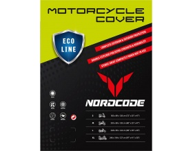 Nordcap motorcycle cover Eco Line