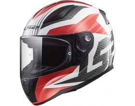 LS2 Rapid FF353 Grid white/red
