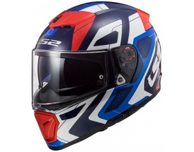 LS2 Breaker FF390 Android blue/red