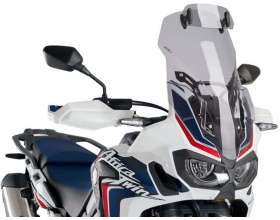 PUIG smoke ζελατίνα + προέκταση CRF1000L Africa Twin '16-'17 | 8906H