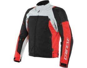DAINESE Speed Master D-Dry® glacier gray/lava red/black