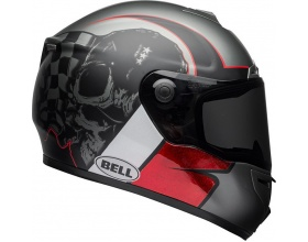 BELL SRT Hart Luck Red charcoal/white/red