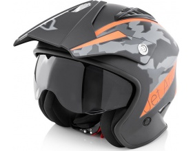 ACERBIS Jet Aria black/orange