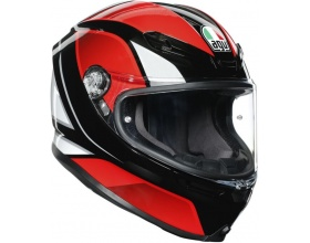 AGV K6 Hyphen black/red/white
