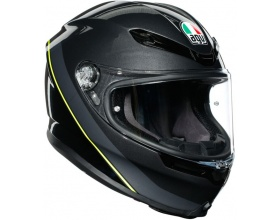 AGV K6 Minimal gunmetal/black/fluo yellow