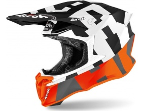 AIROH Twist 2.0 Frame orange mat