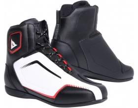 DAINESE Raptors Air Shoes black/white/red