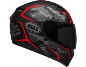 BELL Qualifier Stealth Camo mat black/red