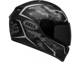 BELL Qualifier Stealth Camo mat black/white