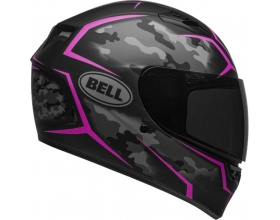 BELL Qualifier Stealth Camo mat black/pink