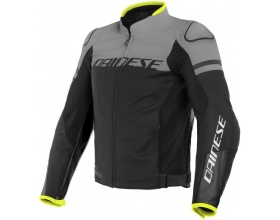DAINESE Agile Leather black mat/charcoal grey