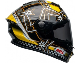 Bell Star DLX Mips Lux Isle of Man black/gold