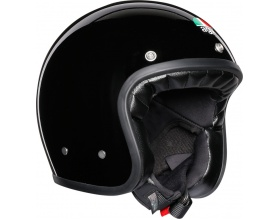 AGV X70 solid black