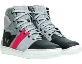 DAINESE York Air Lady light grey/coral