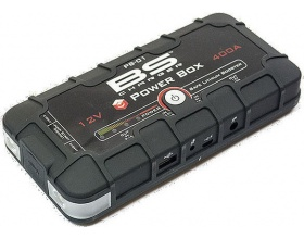 BS Battery Power Box εκκινητής μπαταριών Jump Starter | Power Bank PB01