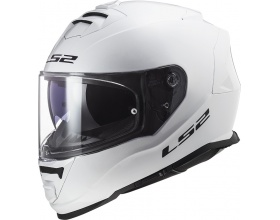 LS2 Storm FF800 solid white