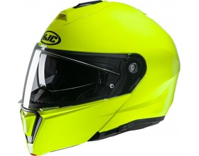 HJC i90 fluorescent green